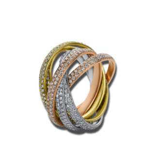 Brogle Selection Ring Statement 1A595T8