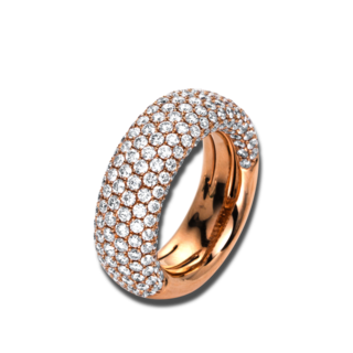 Brogle Selection Ring Statement 1F664R8