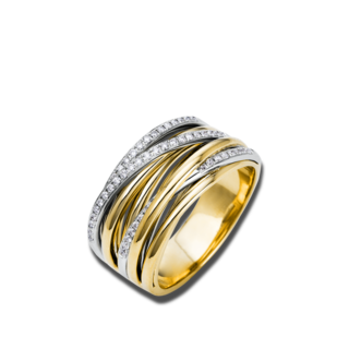 Brogle Selection Ring Statement 1G420GW