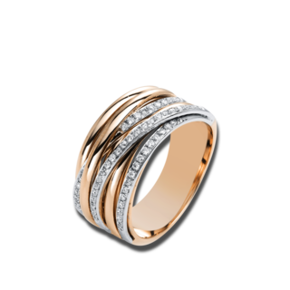 Brogle Selection Ring Statement 1G420RW