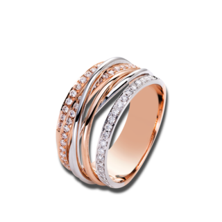Brogle Selection Ring Statement 1G421RW