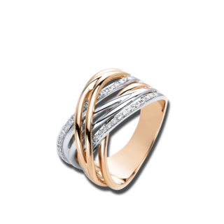 Brogle Selection Ring Statement 1G423RW