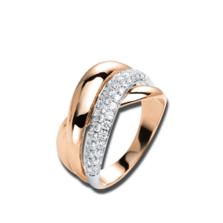 Brogle Selection Ring Statement 1G425RW