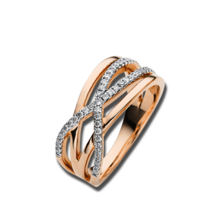 Brogle Selection Ring Statement 1H156R8
