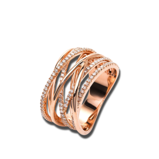 Brogle Selection Ring Statement 1H552R8