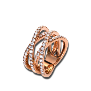 Brogle Selection Ring Statement 1I250R8