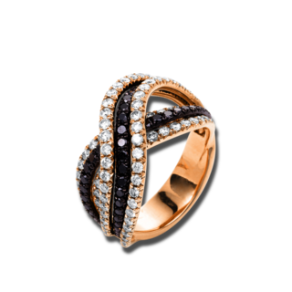 Brogle Selection Ring Statement 1J242R8