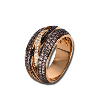 Brogle Selection Ring Statement 1P120R8