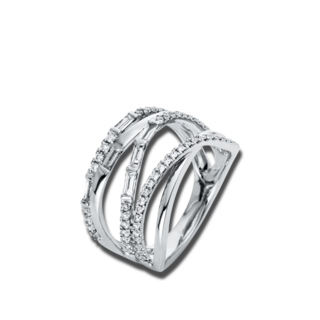Brogle Selection Ring Statement 1S246W8