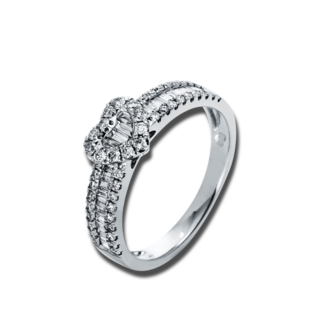 Brogle Selection Ring Statement 1S527W8