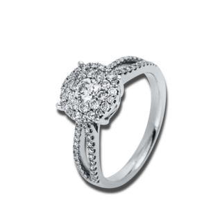 Brogle Selection Ring Statement 1S544W8