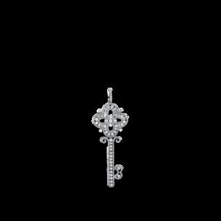 Brogle Selection Anhänger Statement Schlüssel 3D873W8