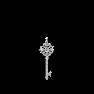 Brogle Selection Anhänger Statement Schlüssel 3D935W8