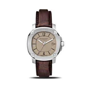 Burberry Herrenuhr The Britain Automatik 43mm BBY1201