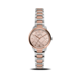 Burberry Damenuhr Classic Round 32mm BU10117