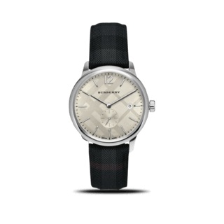 Burberry Herrenuhr Classic Round 40mm BU10008