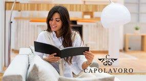 Capolavoro Katalog bestellen