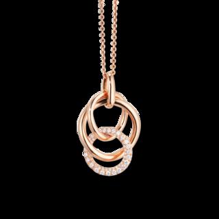 Capolavoro Halskette mit Anhänger Cielo CO9BRW08005-M
