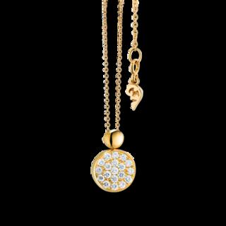 Capolavoro Halskette mit Anhänger Dolcini CO7B0000589.45-M