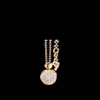 Capolavoro Halskette mit Anhänger Dolcini CO7B0000590.45-M