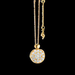 Capolavoro Halskette mit Anhänger Dolcini CO7B00590.45-M