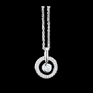 Capolavoro Halskette mit Anhänger Glam Motion CO8BRW00616