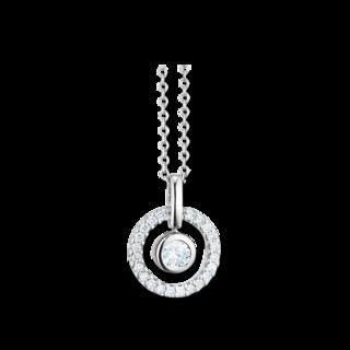 Capolavoro Halskette mit Anhänger Glam Motion CO8BRW00617
