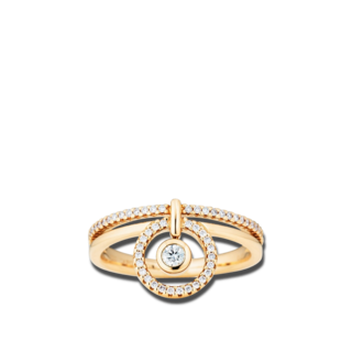 Capolavoro Ring Glam Motion RI7BRW02714
