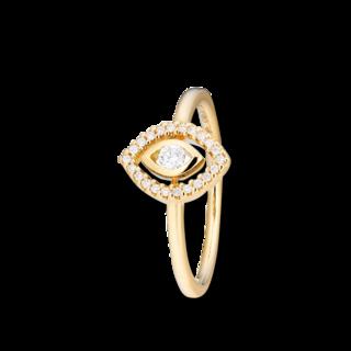 Capolavoro Ring Glam Motion RI7BRW02733