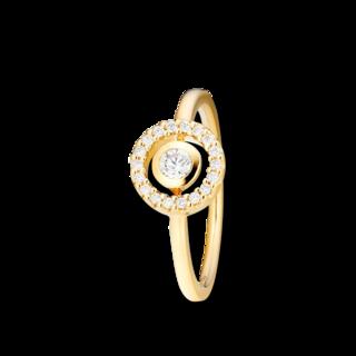 Capolavoro Ring Glam Motion RI7BRW02734