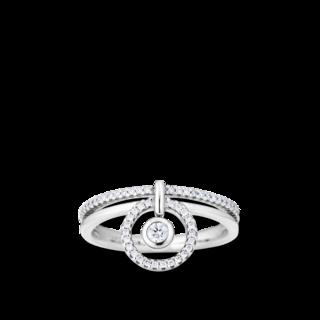 Capolavoro Ring Glam Motion RI8BRW02714