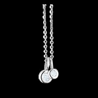 Capolavoro Halskette mit Anhänger Prosecco CO8BRW00620
