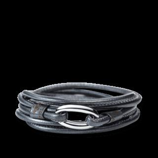 Capolavoro Armband Anthrazit AB0000166.ANTHRAZIT.56