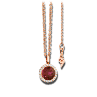 Capolavoro Halskette mit Anhänger Espressivo CO9RHO02037-M