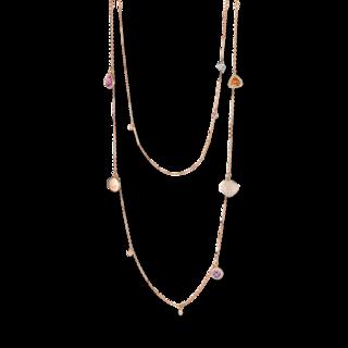 Capolavoro Halskette mit Anhänger Espressivo Highlight Luxus CO9GRP00656