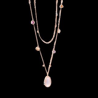 Capolavoro Halskette mit Anhänger Espressivo Highlight Luxus CO9ROK00657