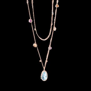 Capolavoro Halskette mit Anhänger Espressivo Highlight Luxus CO9TOA00657