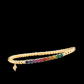 Capolavoro Armband Rainbow AB7SMC00356.RAINBOW.17