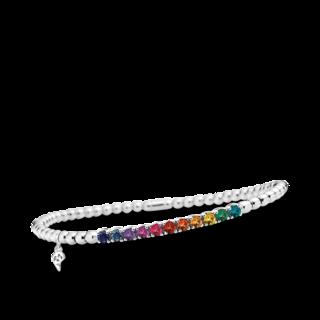 Capolavoro Armband Rainbow AB8SMC00356.RAINBOW.17