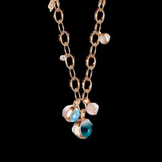Capolavoro Halskette mit Anhänger Velluto Highlight CO9TOA00650