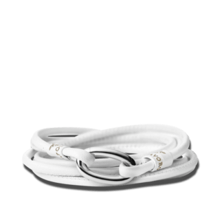 Capolavoro Armband Weiß AB0000166.WEISS.PERL.56