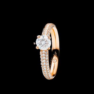 Capolavoro Solitairering Diamante in Amore 4-er Krappe RI9B05023.0.33TWVS-Z