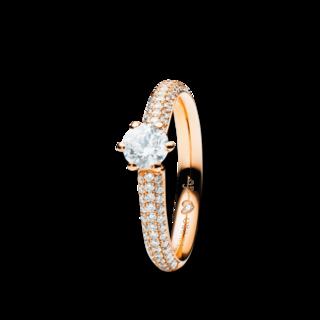 Capolavoro Solitairering Diamante in Amore 6-er Krappe RI9B05025.0.50TWVS-Z
