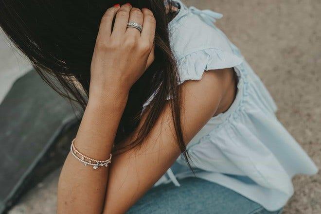 Memoirering Capolavoro Diamante in Amore aus 750 Weißgold mit 22 Brillanten (0,265 Karat) Größe 51 bei Brogle
