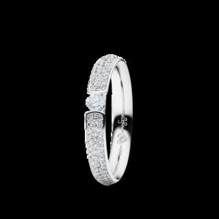 Capolavoro Ring Diamante in Amore RI8B05021.0.75TWVS-Y
