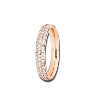 Capolavoro Ring Diamante in Amore RI9B05011.0.40TWVS