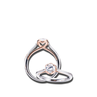 Capolavoro Ring Infinite Love RI8B05072.0.25TWVS