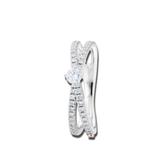 Capolavoro Ring Romantic RI8BRW08013.0.15TW-VS