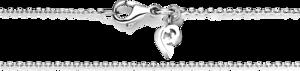 Halskette Capolavoro aus 750 Weißgold