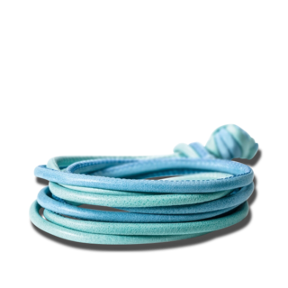 Capolavoro Armband Hellblau-Mintgrün AB0000110.BLAU+M.GRÜN.38